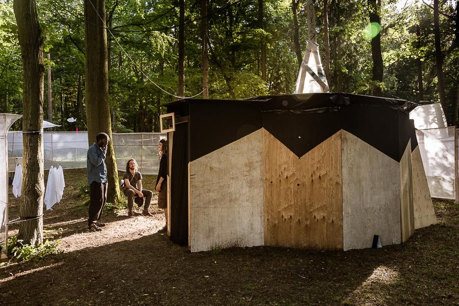 Camera Obscura - Die vierte Bühne